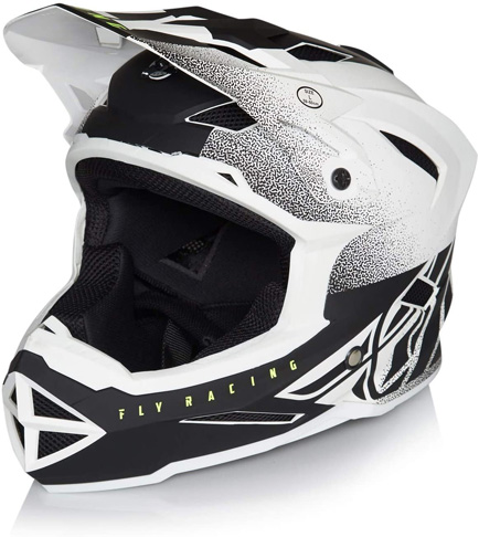 8. Fly Racing Full-Face MTB Helmet