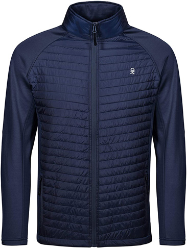 6. Little Donkey Andy Insulated Running Warm Jacket Men's