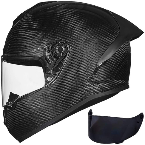 7. ILM Motorcycle Full Face Bike Helmet for Men Women
