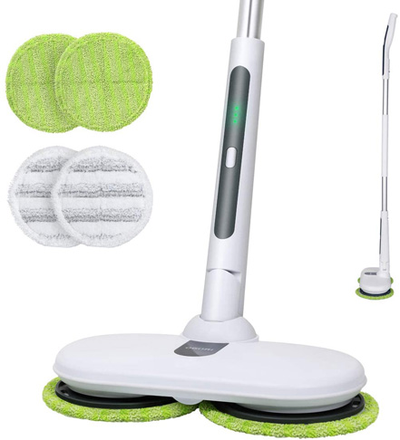 5. OGORI Electric Mops for Floor Cleaning Wood Floor