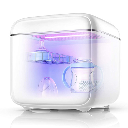 8. GROWNSY UV-C Clean Sterilizer and Dryer for Baby -Preferred