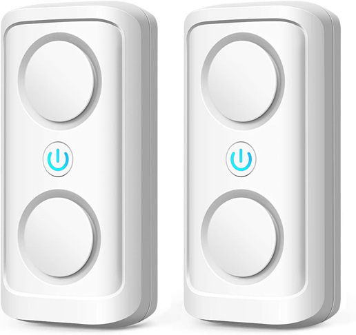 3. E-BigSales 2020 Upgraded Ultrasonic Pest Mosquito Repeller, (2 Pack) -Preferred