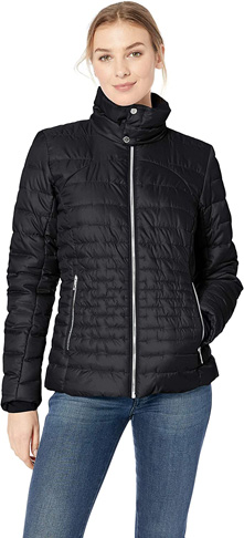 10. Spyder womens Edyn Synthetic Down Jacket -Preferred