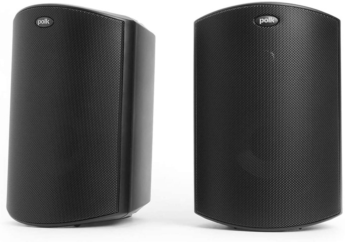 6. Polk Audio Atrium 4 Outdoor Speakers with Powerful Bass