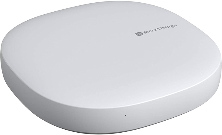 6. Samsung 3rd Generation White SmartThings Hub, GP-U999SJVLGDA