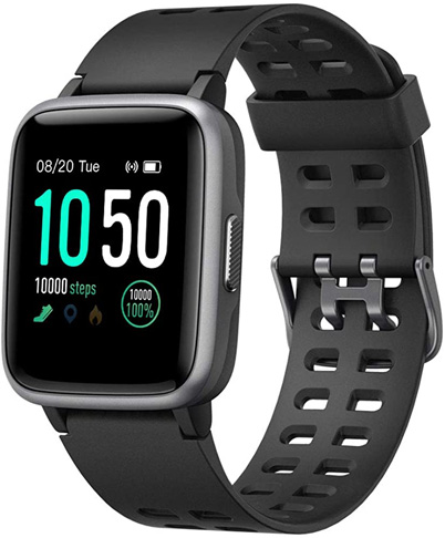2. YAMAY Smart Watch for Android and iOS