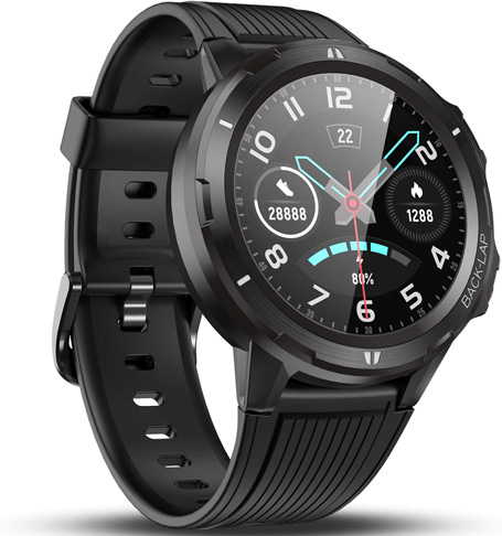 9. Vigorun Smart Watch with Waterproof IP68 - Preferred