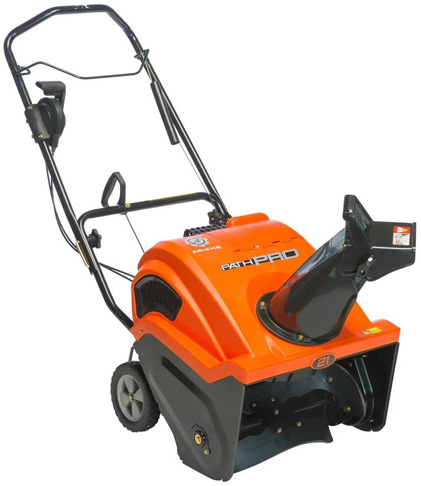 5. Ariens 938033 Path-Pro 21 in Single-Stage Snow Thrower -Preferred