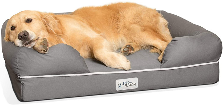 2. PetFusion Ultimate Dog Bed -Preferred