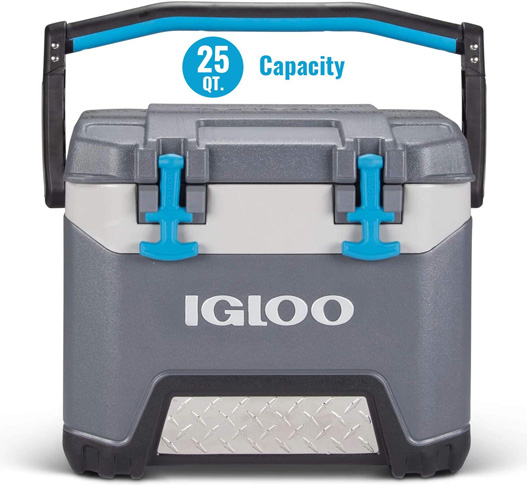 1. Igloo BMX Family with Cool Riser Technology -Preferred