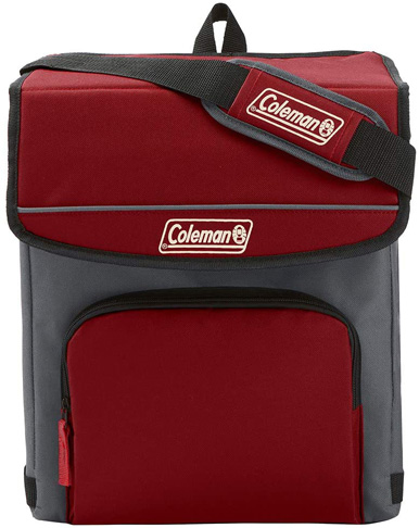 4. Coleman Collapsible Soft-Sided Cooler Bag