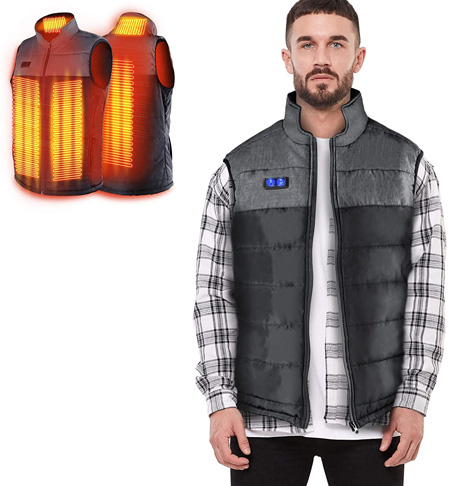 5. AFUNSO Heated Vest for Man/Woman