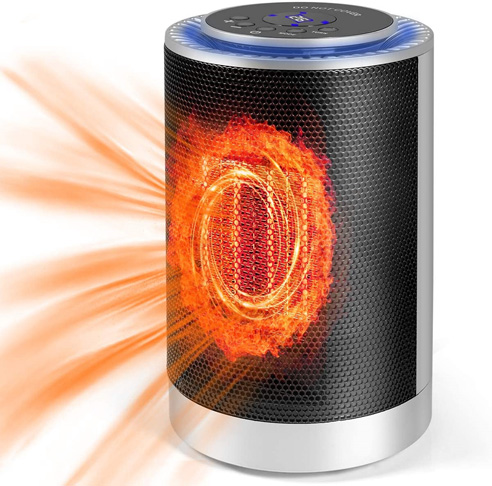 1. NOEIKY Portable Electric Space Heater -Preferred