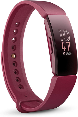 5. Fitbit Inspire Fitness Tracker, One Size