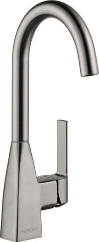 8. DELTA Faucet Peerless Xander Sink Faucet, P1819LF-SS -Preferred