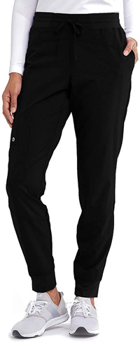 9. BARCO ONE 3-Pocket Medical Scrub Pant for Women -Preferred