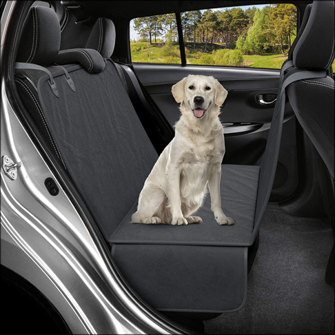 2. Active Pets Dog Back Seat Cover