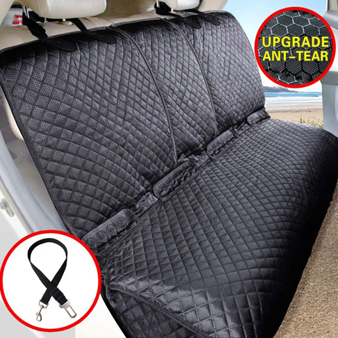 4. Vailge Bench Dog Car Seat Cover -Preferred