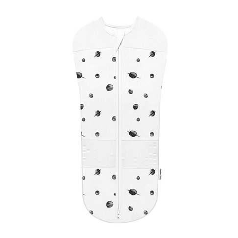 2. Happiest Baby Sleepea 5-Second Swaddle, Small -Preferred