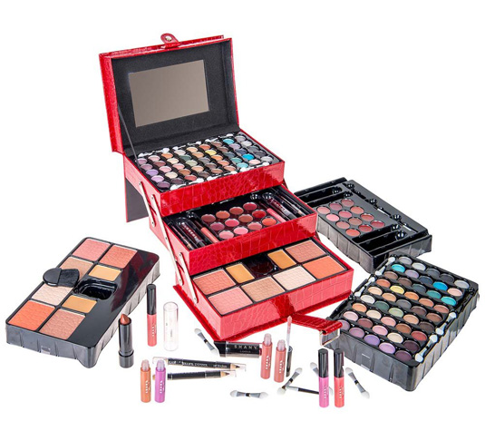 10. SHANY All In One Makeup Kit Holiday Exclusive -Preferred