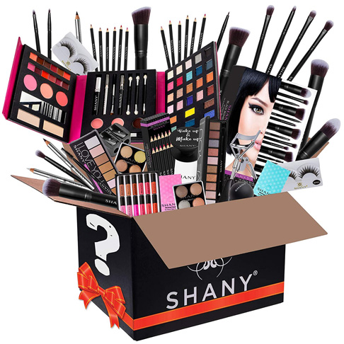 6. SHANY Gift Surprise - AMAZON EXCLUSIVE - All in One Makeup Bundle