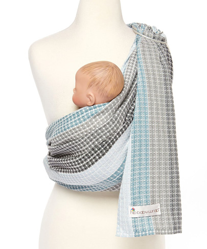 7. Hip Baby Wrap Ring Sling Baby Carrier for Infants and Toddlers