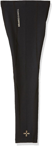 8. Tommie Copper Unisex Performance Compression Full Leg Sleeve - Preferred