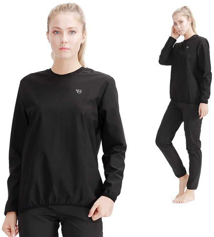 4. 365 Days Weight Loss Sauna Suit for Women - Preferred