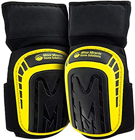 8. Minor Miracle Home Solutions Premium Knee Pads for Work