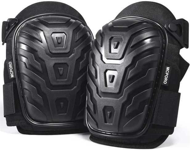 6. MCPORO Professional Knee Pads for Work