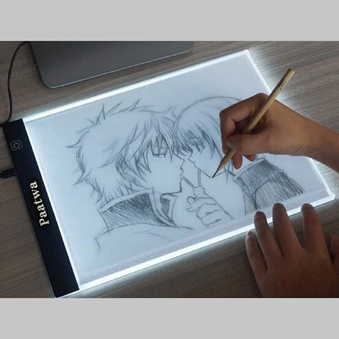 6. PAATWA A4 Light Box for Tracing
